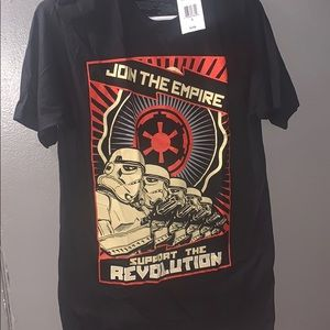 Brand new men's Star Wars T-shirt
